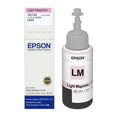 Light Magenta Ink (6-Bottle Pack)