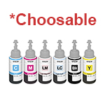 Choosable Ink Pack (6 Bottles)